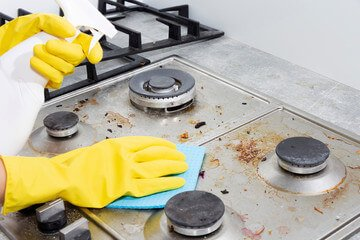 hob-cleaning